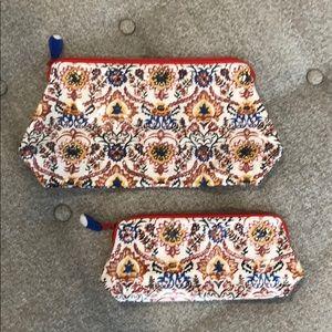 Roller Rabbit make up cases